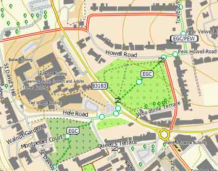 Exeter Green Circle free download