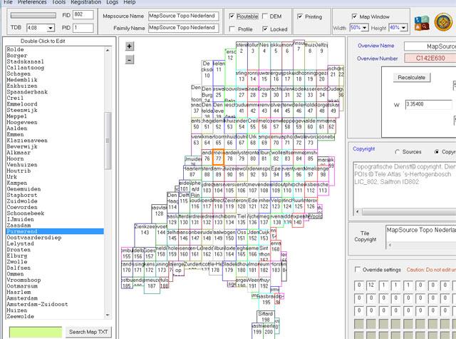 Advanced TDB Editor